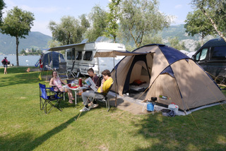 camping Lago dIseo